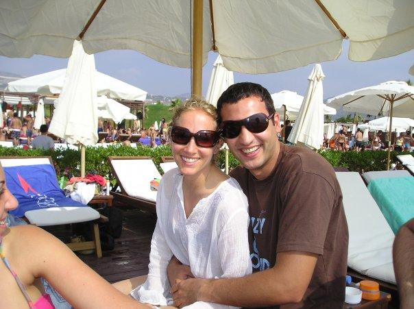 me and Nadeem